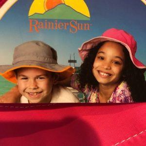 rainier Accessories - NWT Rainier cricket sun hat 30c3862958a
